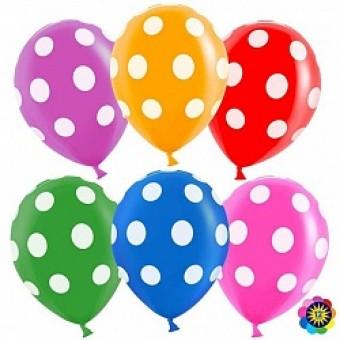 Воздушный шар-Точки №1, Ассорти