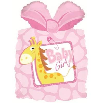 Шар-фигура,Подарок,розовый