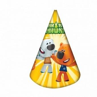 Набор из 6 колпаков Мимимишки Все для детского праздника - Усатый Масич