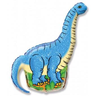 Шар- фигура Динозавр Диплодок Все для детского праздника - Усатый Масич