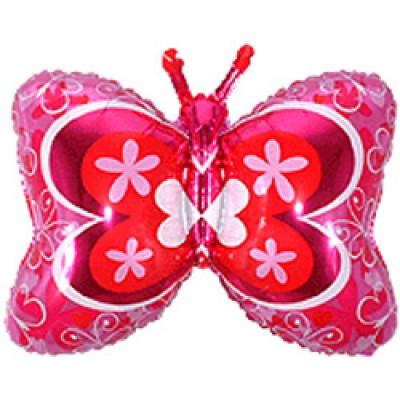 Шар-фигура,Бабочка