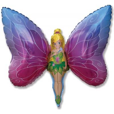 Шар-фигура,Леди Бабочка