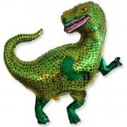 Аксессуары в виде динозавров, гирлянды, салфетки, скатерти, шары, тарелки