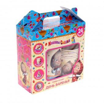 Набор для праздника.Машины сказки, 24 предмета Все для детского праздника - Усатый Масич