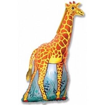 Шар Фигура, Жираф Все для детского праздника - Усатый Масич