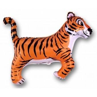 Шар - Фигура, Тигр Все для детского праздника - Усатый Масич