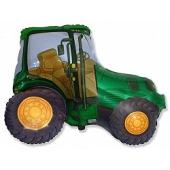 Шар Фигура, Трактор Все для детского праздника - Усатый Масич