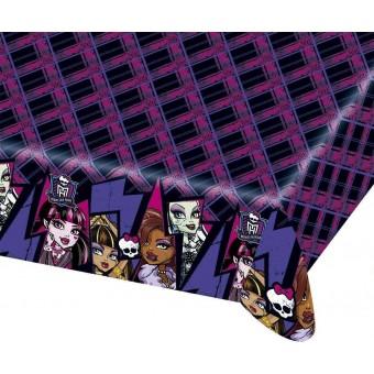 Скатерть Monster High Все для детского праздника - Усатый Масич