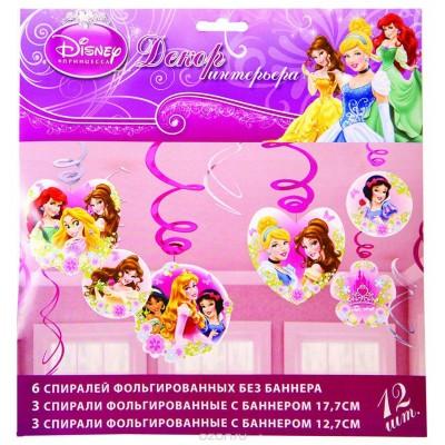 Спираль Disney Принцессы