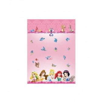 Скатерть Принцессы Все для детского праздника - Усатый Масич